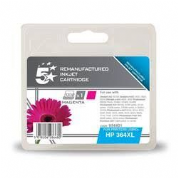 5 Star Office HP 364XL Compatible Magenta Ink Cartridge